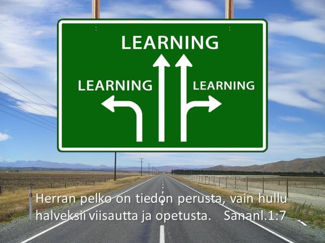 oppiminen