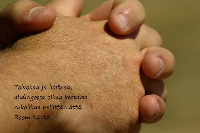 rukoilevatkadet